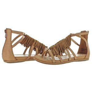 Grazie Fringe Sandals